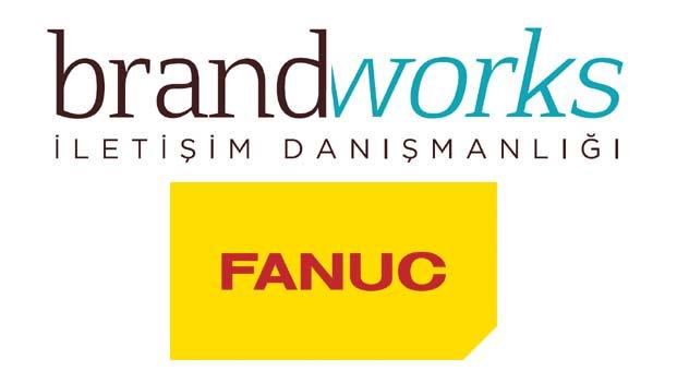 Dünyanın lider fabrika otomasyonu üreticisi Fanuc Türkiye Brandworks İletişim ile el sıkıştı