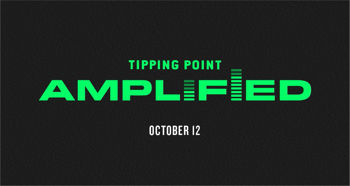 Tipping Point Community (@tippingpoint) | Twitter