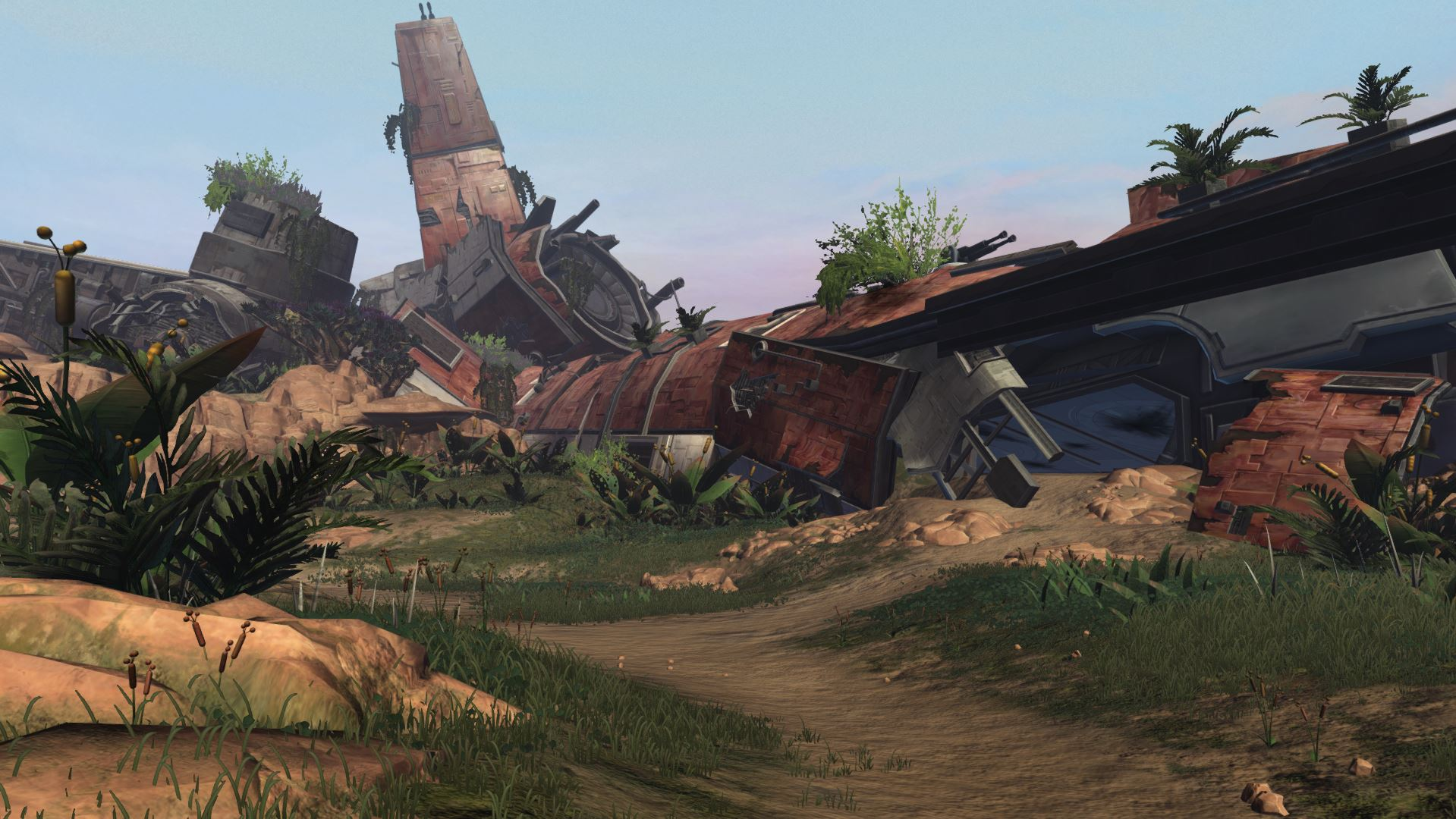 Some screenshots from the upcoming SWTOR expansion EDuXxPgWkAI4ZWx?format=jpg&name=large