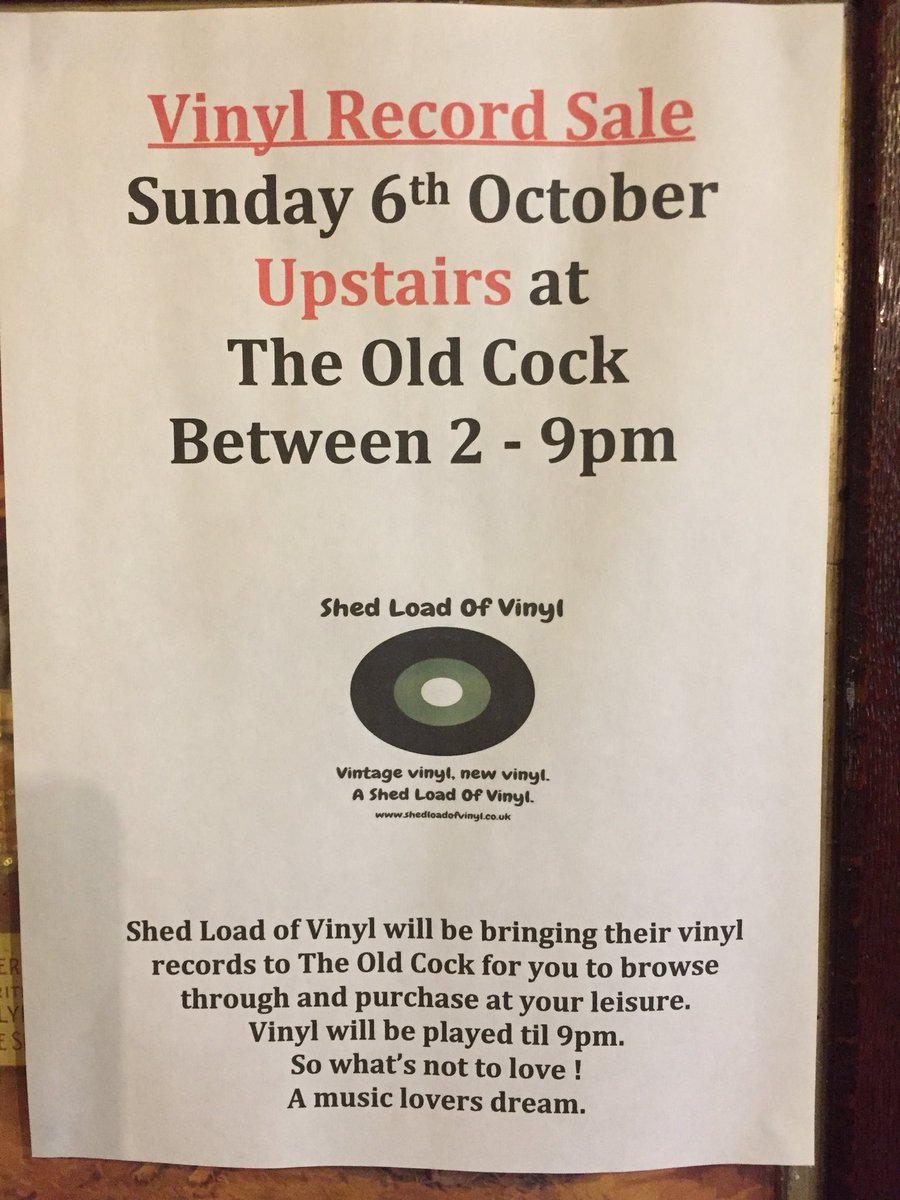 Clip cock old