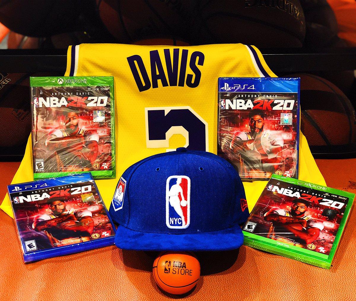 👀Tomorrow... PS4 & XBOX1 units available @NBAStore NYC