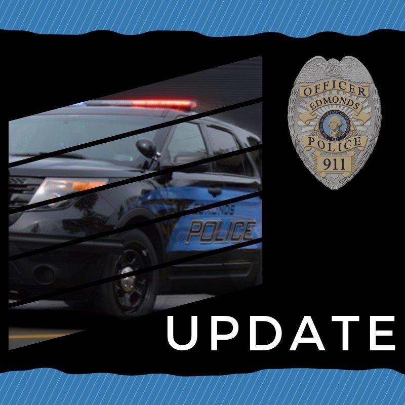 Edmonds Police Department (@EdmondsPolice) | Twitter