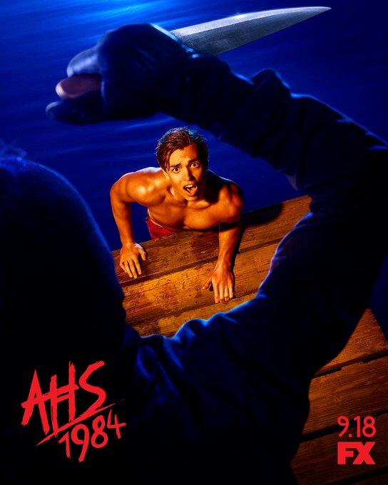 American Horror Story 1984 Netflix