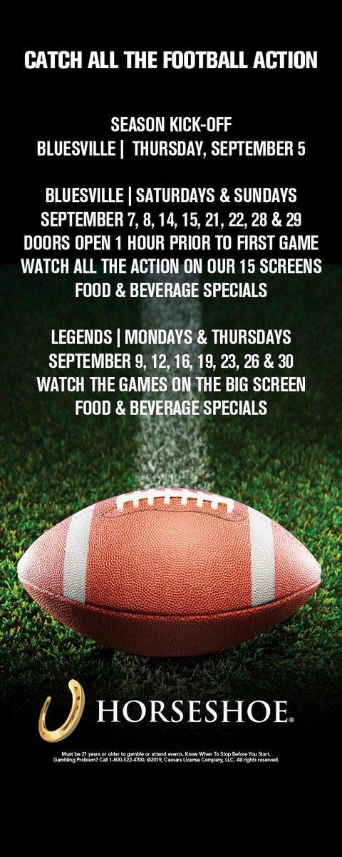Join us for the Season Kick-Off tonight! #Bluesville