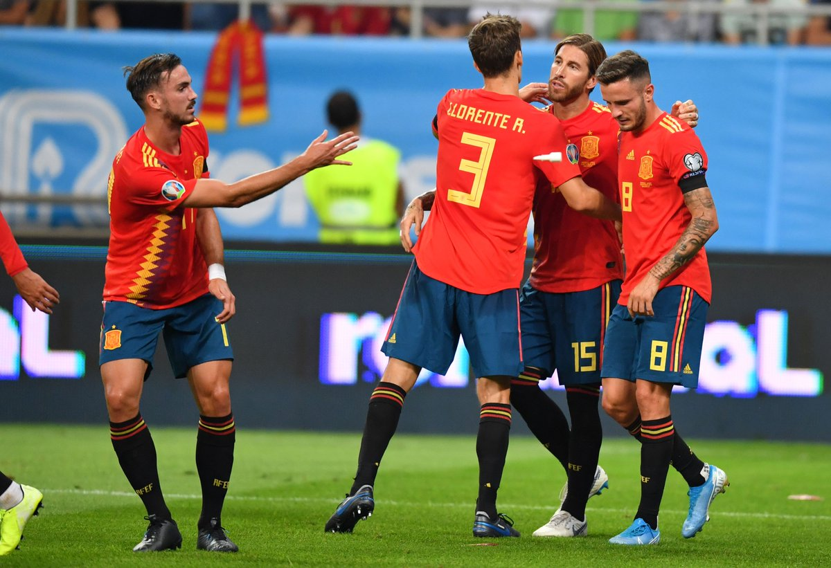 Video: Spain vs Faroe Islands Highlights