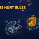 Image for the Tweet beginning: How to win in #Treasurehunt? -