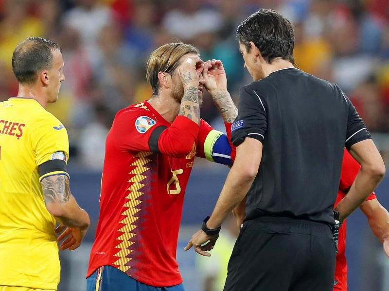 Video: Romania vs Spain Highlights