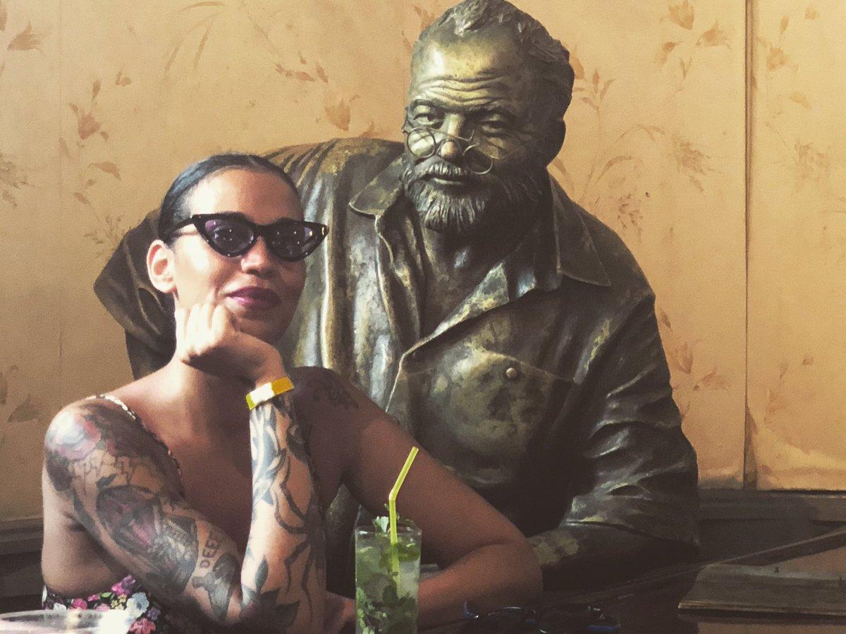 I viaggi che ho percorso non hanno avuto la magia di cuba...🇨🇺estasiata da un popolo e una cultura fuori dal comune...grazie del l'emozione...#vivalarevolución https://t.co/0b9eQTJvbu