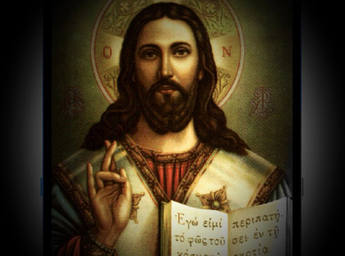 I can't help but wonder if Jesus was killed because he was throwing gang signs. https://t.co/r14R5Yg