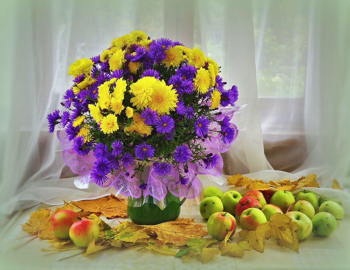 Картинки много цветов красивые достаточно