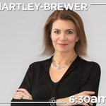 Image for the Tweet beginning: Listen live to Julia Hartley-Brewer