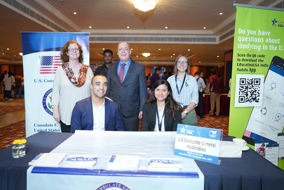 U S  Consulate General Hyderabad (@USAndHyderabad) | Twitter