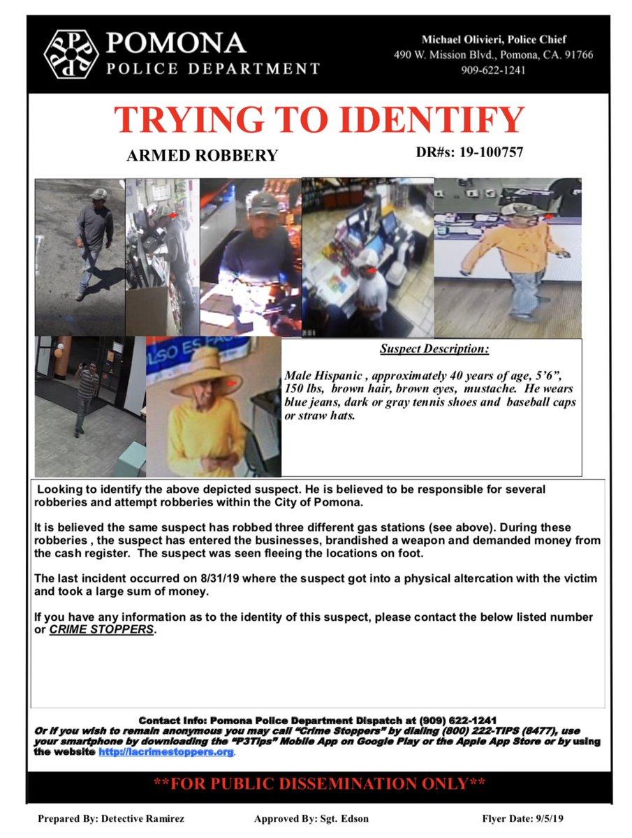Pomona Police Dept  (@PomonaPD) | Twitter