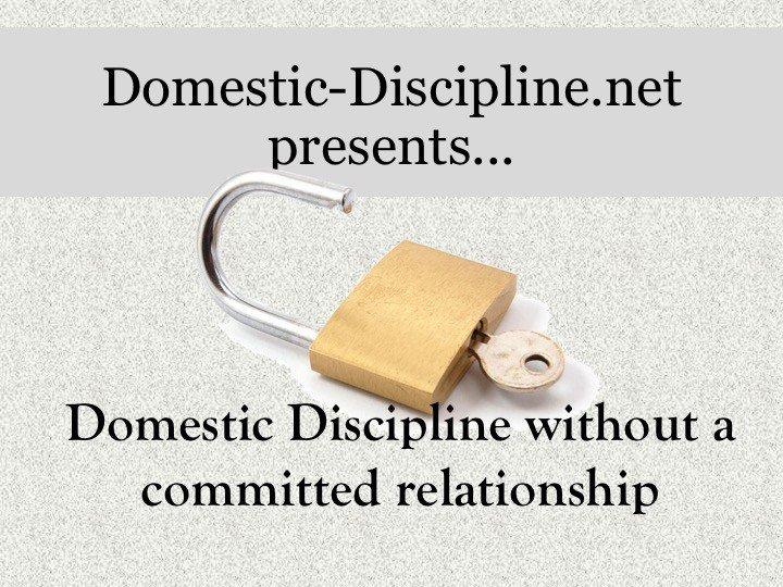 Christian domestic discipline testimonials