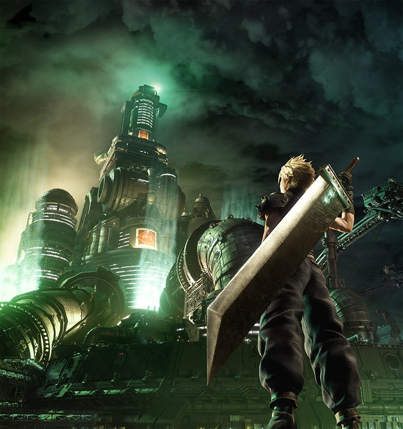 Final Fantasy Vii Remake On Twitter On September 7 1997
