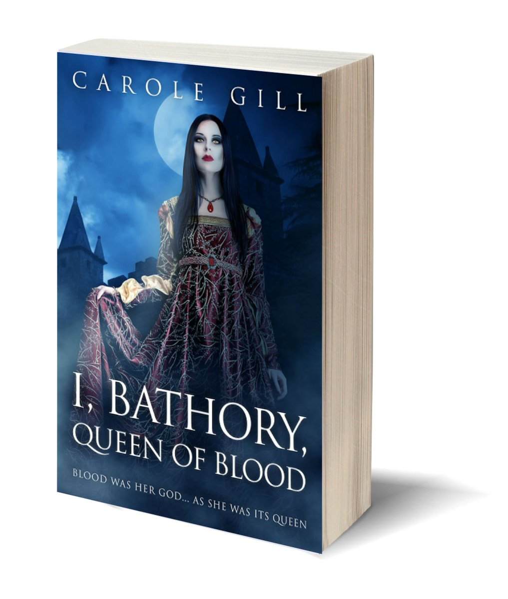 The story of Damita, previously known as Erzsebet Bathory - The Blood Countess. ★I, BATHORY, QUEEN OF BLOOD★