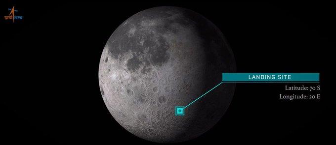 Chandrayaan-2 - Mission autour et sur la Lune - Page 3 EDx8tLjU8AAICUm?format=jpg&name=small