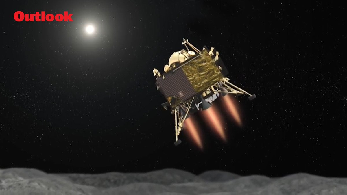 ✅1.52 am- #Chandrayaan2 will beam the first image of the lunar surface back to Earth✅1.53 am- #VikramLander will touch down on the Moon with #PragyanRover housed insideAn hour to go. All the best #ISRO. 👏🙏🇮🇳#Chandrayaan2Live #IndiaOnTheMoon