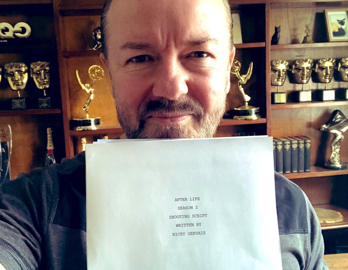 Ricky Gervais (@rickygervais) | Twitter