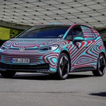 Image for the Tweet beginning: Volkswagen's new fully-electric car sells