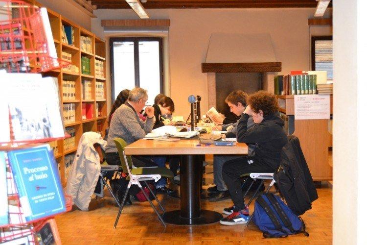 """Settima edizione delle """"Cene in Biblioteca"""" ht..."""
