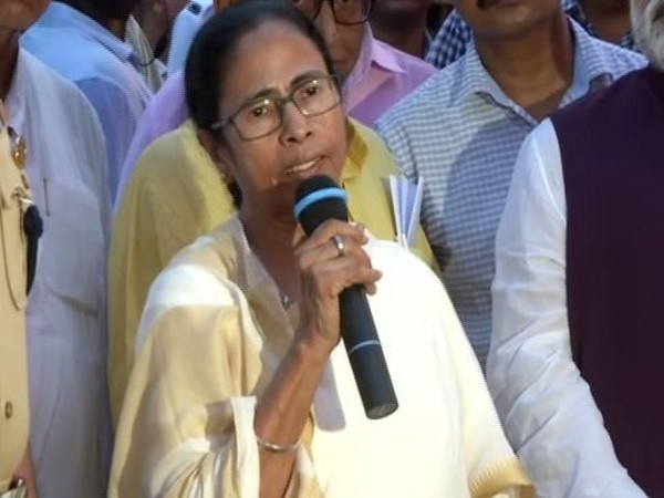West Bengal Chief Minister Mamata Banerjee in state Assembly: As if the Chandrayaan launch is the first in the country. As if before they came to power, no such missions were taken up. It is an attempt to divert attention from economic disaster. (File pic) <br>http://pic.twitter.com/F4SjBA2pwL