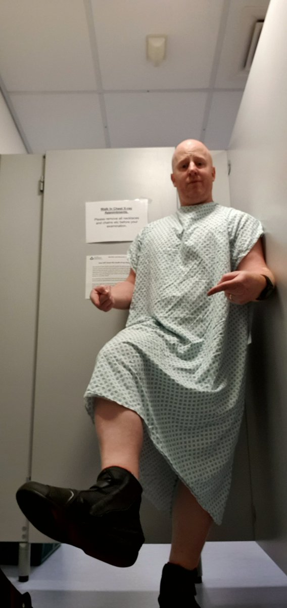 Matt Long Actor Producer On Twitter Rocking The Biker Boot Hospital Gown Look Before X Ray Nnuh
