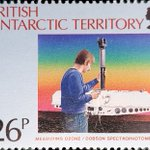 Image for the Tweet beginning: 1985: Scientists from @BAS_News discovered