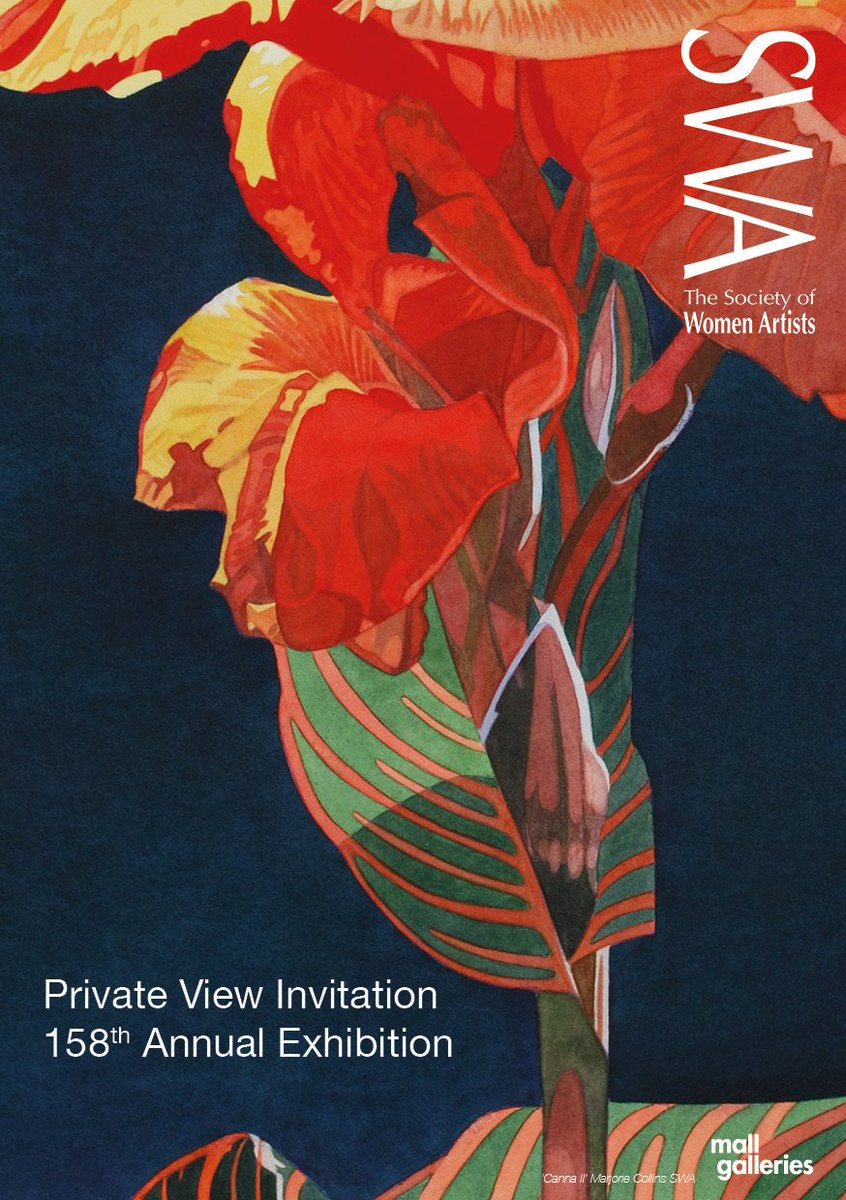 Society of Women Artists 158th Annual Exhibition | Mall Galleries - mailchi.mp/8f338161b85e/s…