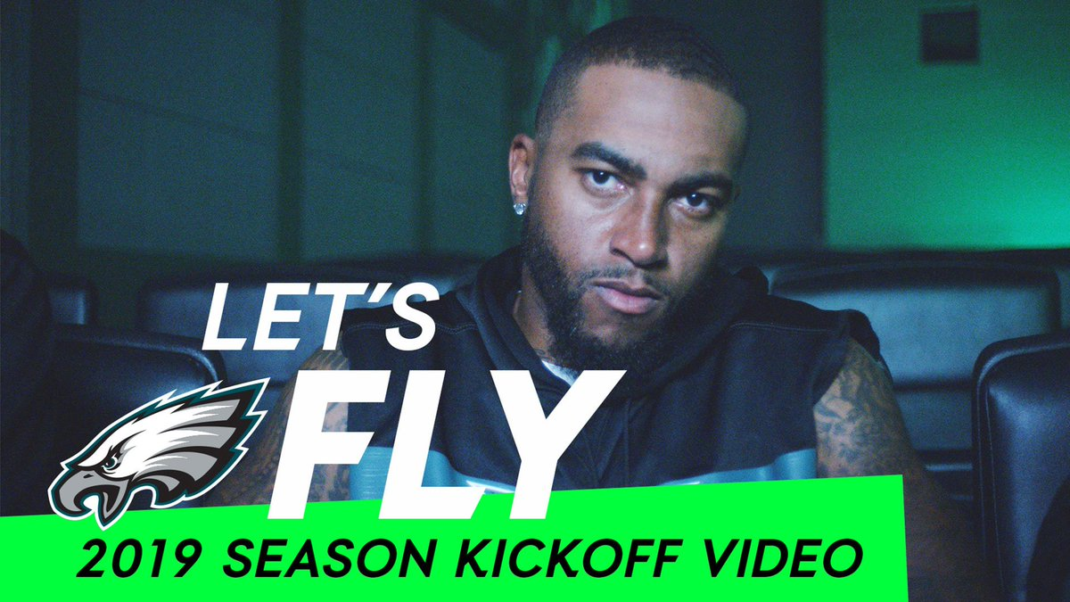 Let's Fly. #FlyEaglesFly