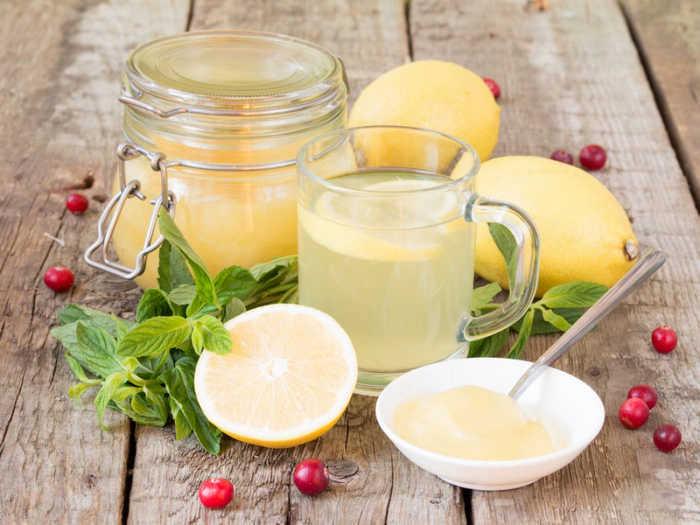 диета на воде с лимоном и медом
