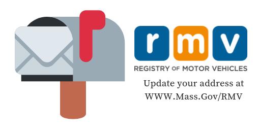 Massachusetts RMV (@MassRMV) | Twitter