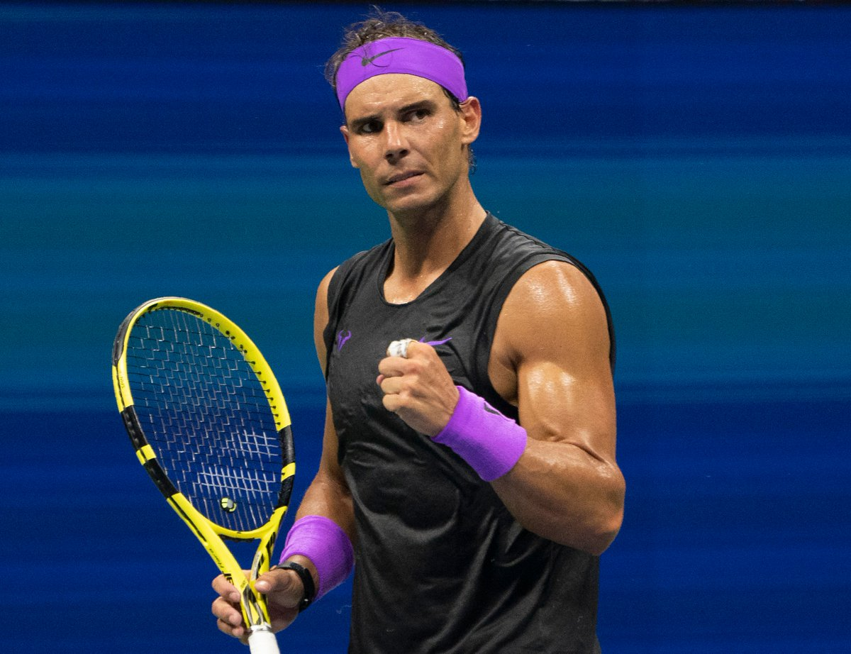 Us Open Tennis On Twitter Each Year Is Different Things Keep On Changing We Have A New Story To Write Rafael Nadal S Novel May Be Longer Than Most But Each Chapter Is