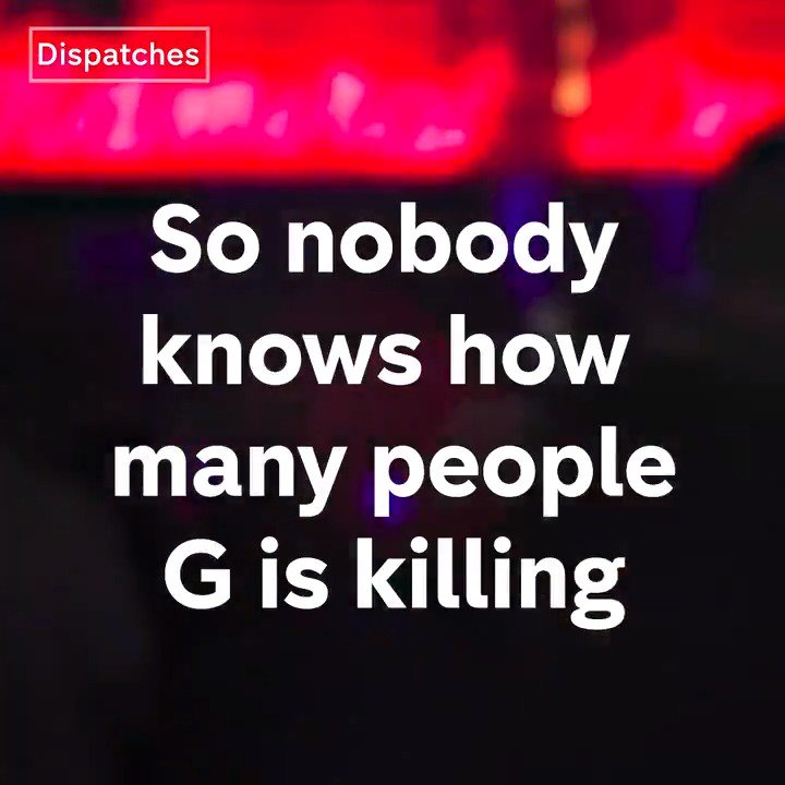 Hundreds of gay men are dying from a drug that no-one is talking about - its called G. So Dispatches along with @BuzzFeedUK @PatrickStrud and @THTorguk have conducted the largest ever survey into GHB and GBL use to uncover the true scale of the problem.