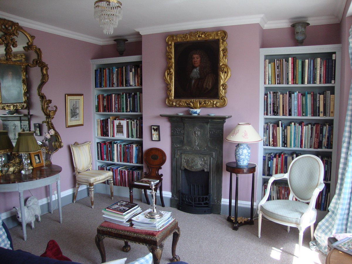 I've a friend (never married, without children) who, in his 50s, is main carer for his 90yr old mother. He has made this beautiful room for her last months. She calls for him in the small hours - 'as I did her 50 years ago' he writes 'a beautiful return symmetry.' #LovingKindness