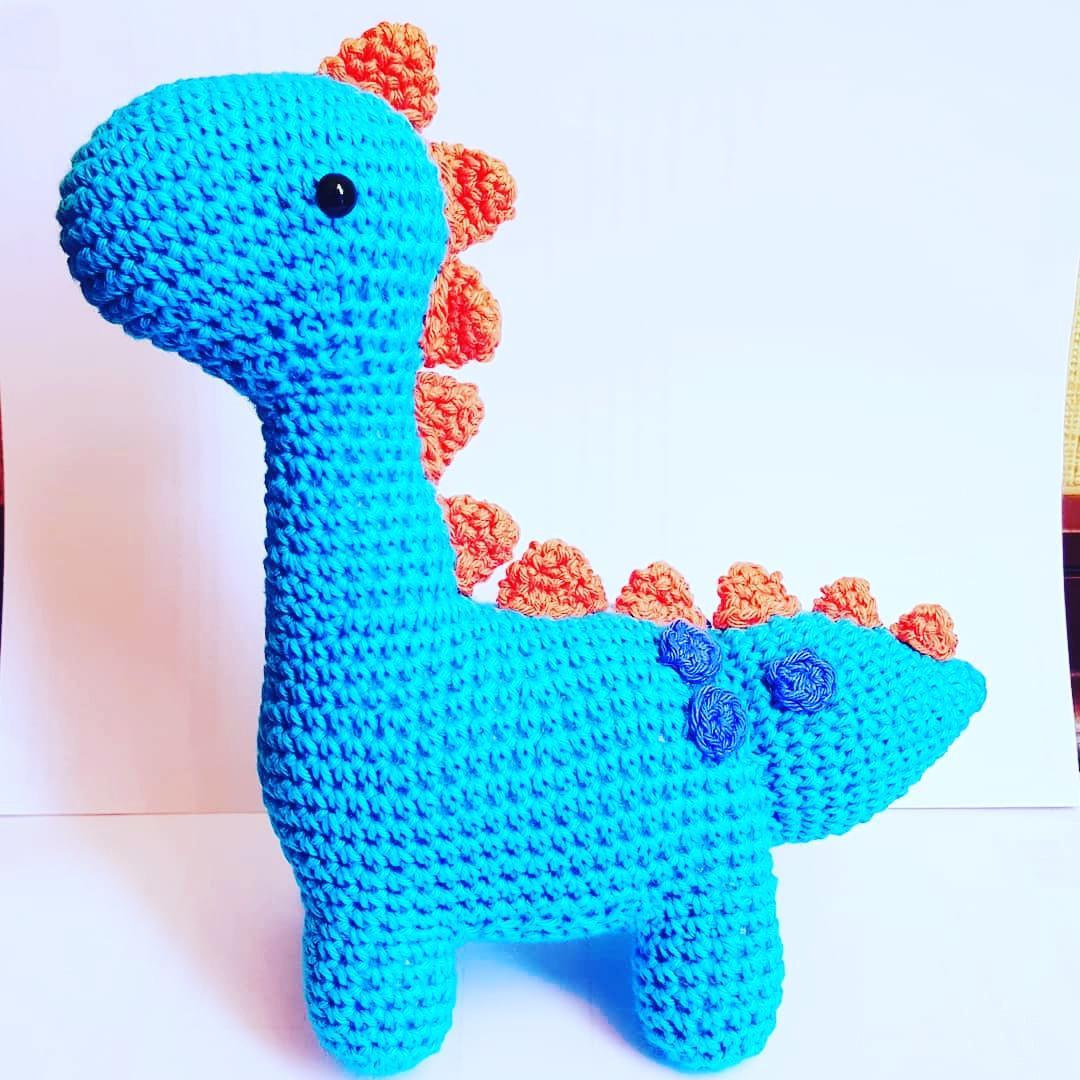 Amigurumi Pattern Arlo Dinosaur, Disney Pixar Crochet   Patrón ...   1080x1080