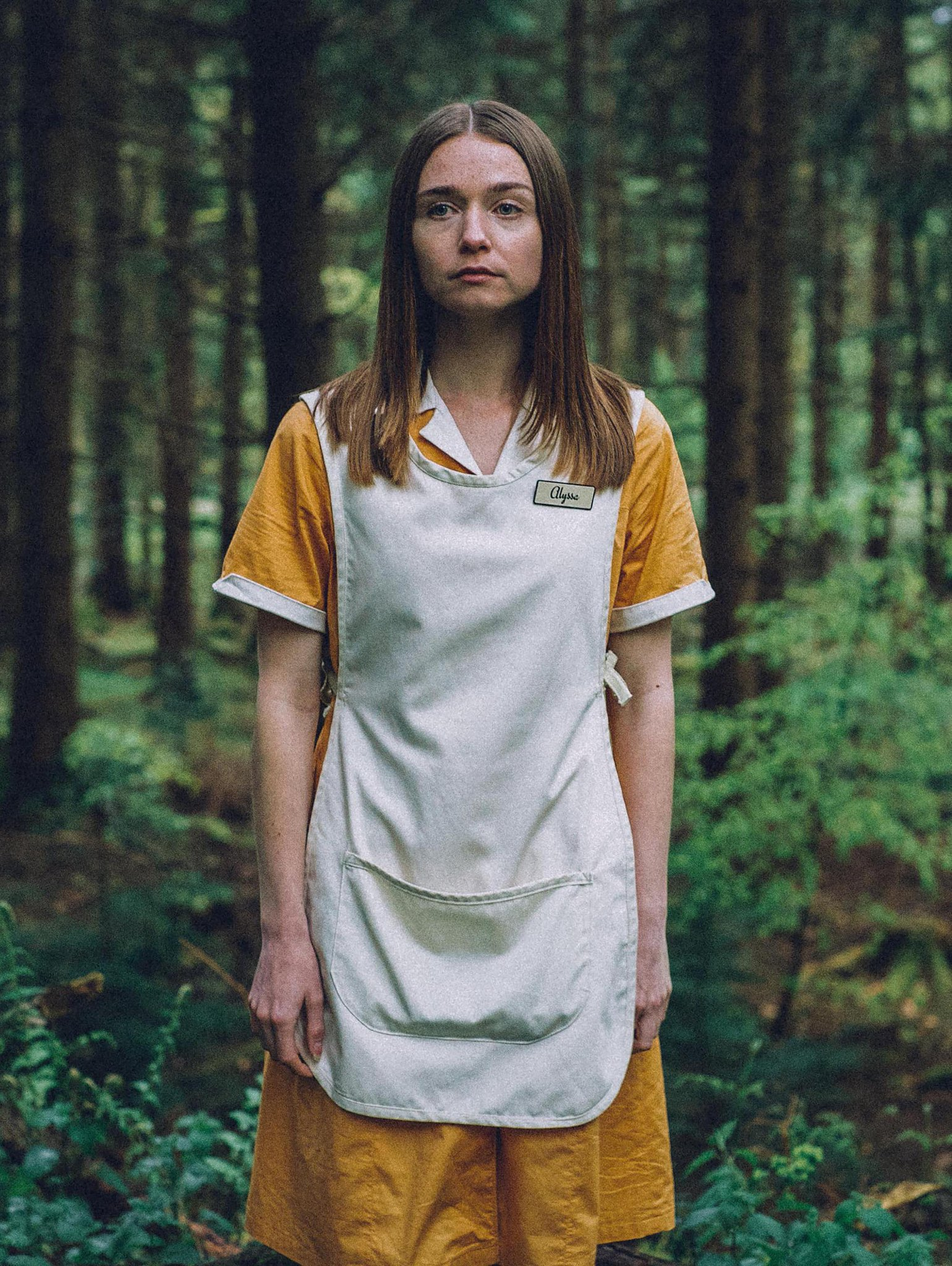Alyssa (Jessica Barden)  The End of the F***ing World 2