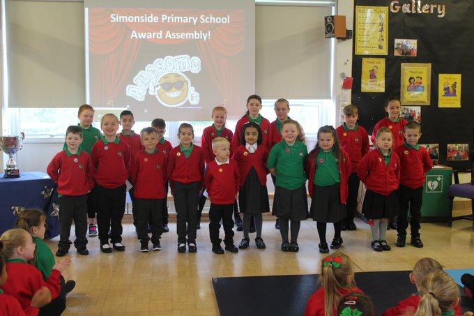 Welcome to Simonside Primary school