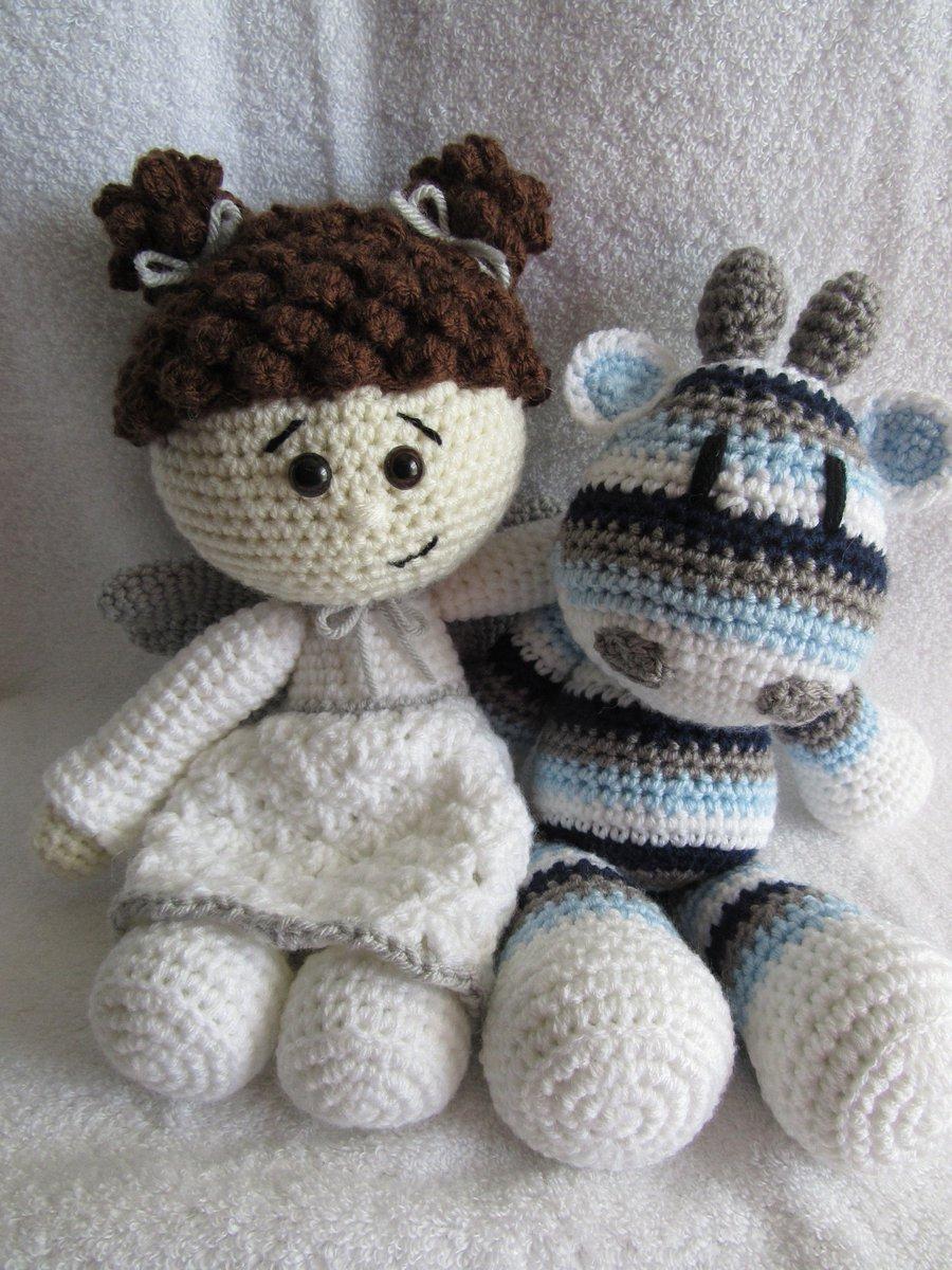 10 Free Crochet Giraffe Amigurumi Patterns - Amigurumi | 1200x900