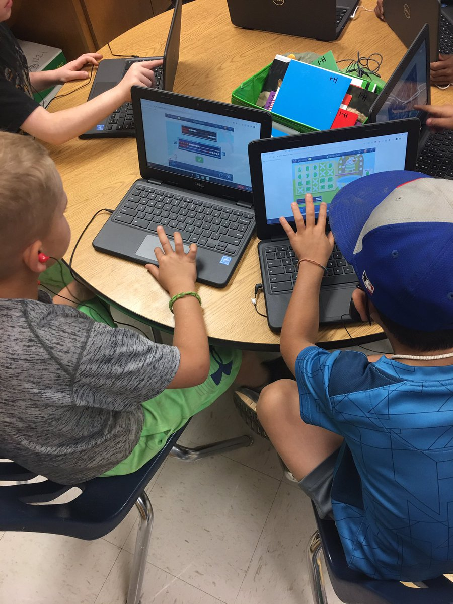 High engagement with Dreambox! #ShilohShines
