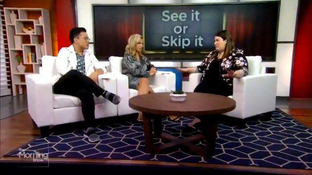 Should you see #ITChapterTwo? @sparksvicky breaks down the movies hitting theatres this weekend #TMS @carolynglobal @liemvu #ITMovie @BrittanyRunsMov #RunBrittanyRun