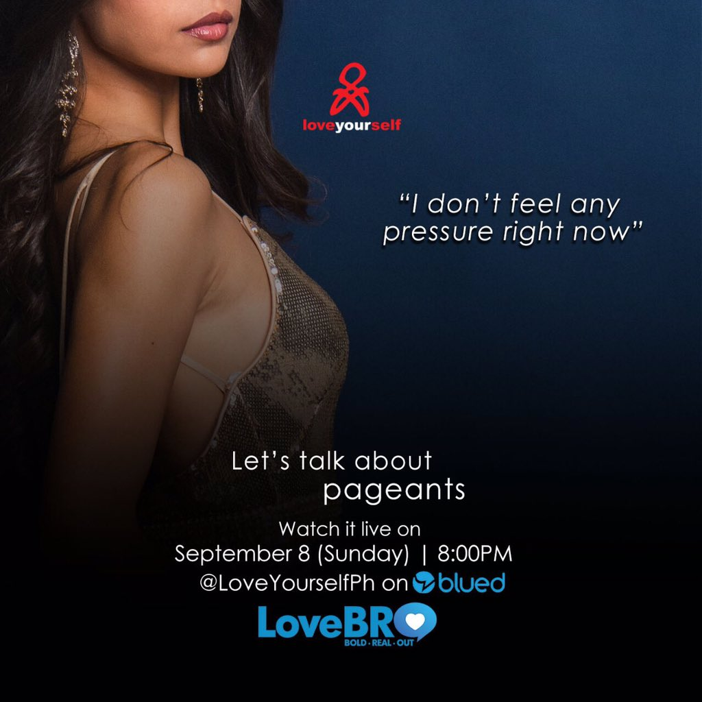 Do you feel any pressure right now? Let's see how our special guests answer the questions thrown at them in this episode of #LoveBro. Watch them LIVE this Sunday, September 8th at 8PM by downloading Blued App at bit.ly/LoveBro and following @LoveYourselfPh