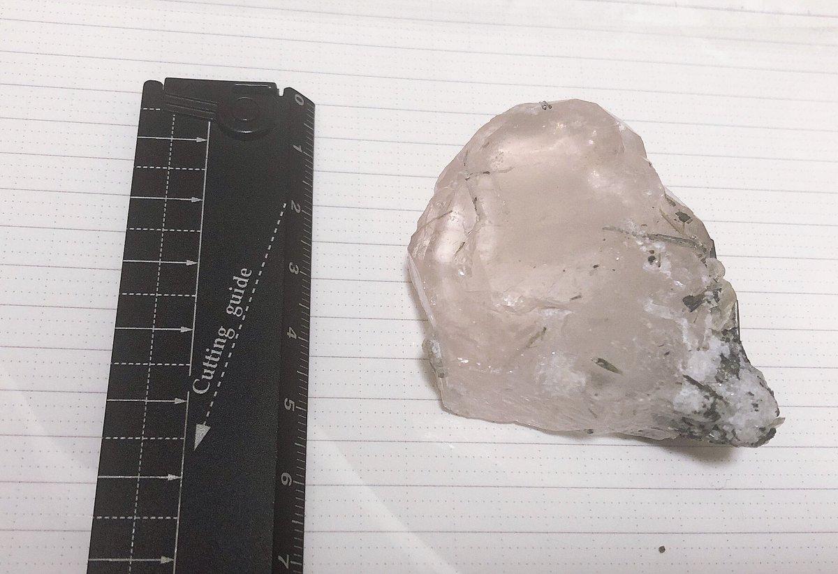 #鉱物クラスターさんの逆清水案件を教えて下さい  ・(サイズの割に)逆清水だったモルガ ・2色のシャッタカイトがインクルされてるクォーツ ・逆清水だった上に大きいエリスライト ・実質タダ(自己採取のため)な砂漠の薔薇