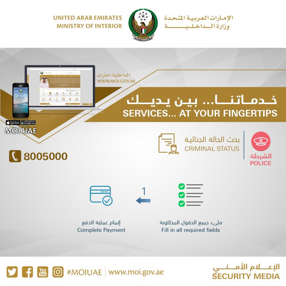 Ministry of Interior MOI