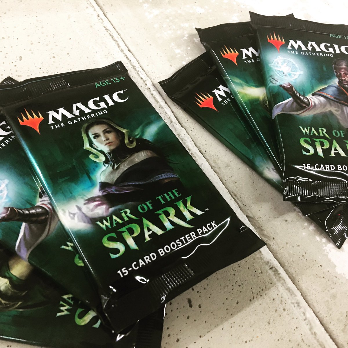 mtgwar hashtag on Twitter