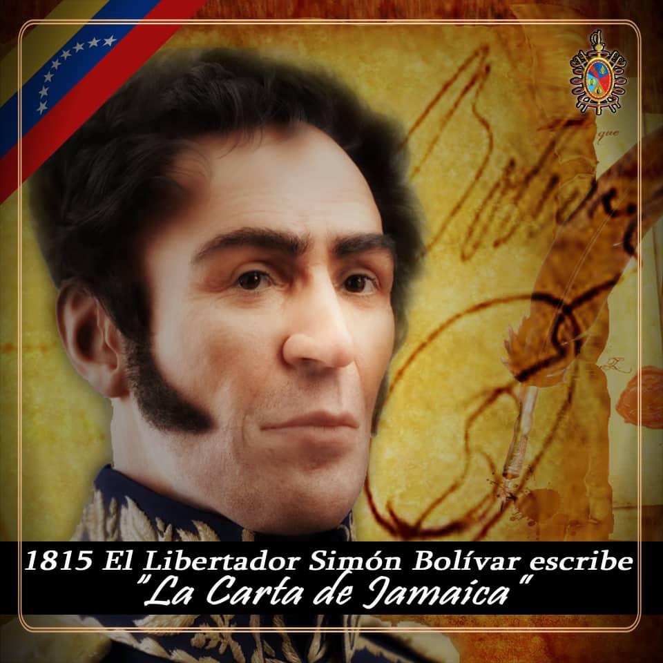 Bolivar, Padre Libertador. Bicentenario - Página 17 EDyuWQeXYAE8uUL