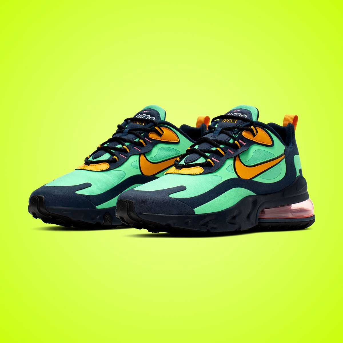new style 31291 c1692 Nike Air Max 270 React