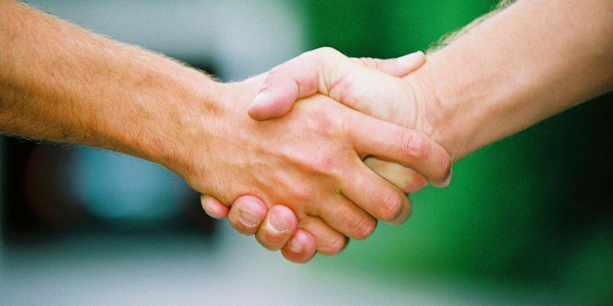 Рукопожатие дружеское картинки