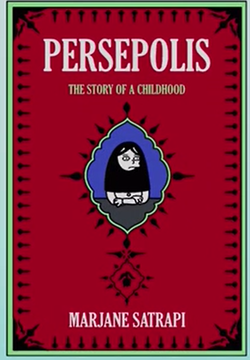 Zsr Library On Twitter The Graphic Novel Book Club Will Discuss Persepolis By Marjane Satrapi On Friday September 13 At 4 Pm Register And Join Us Https T Co Oelwwwkglx Myzsr Https T Co Dekatew2gl