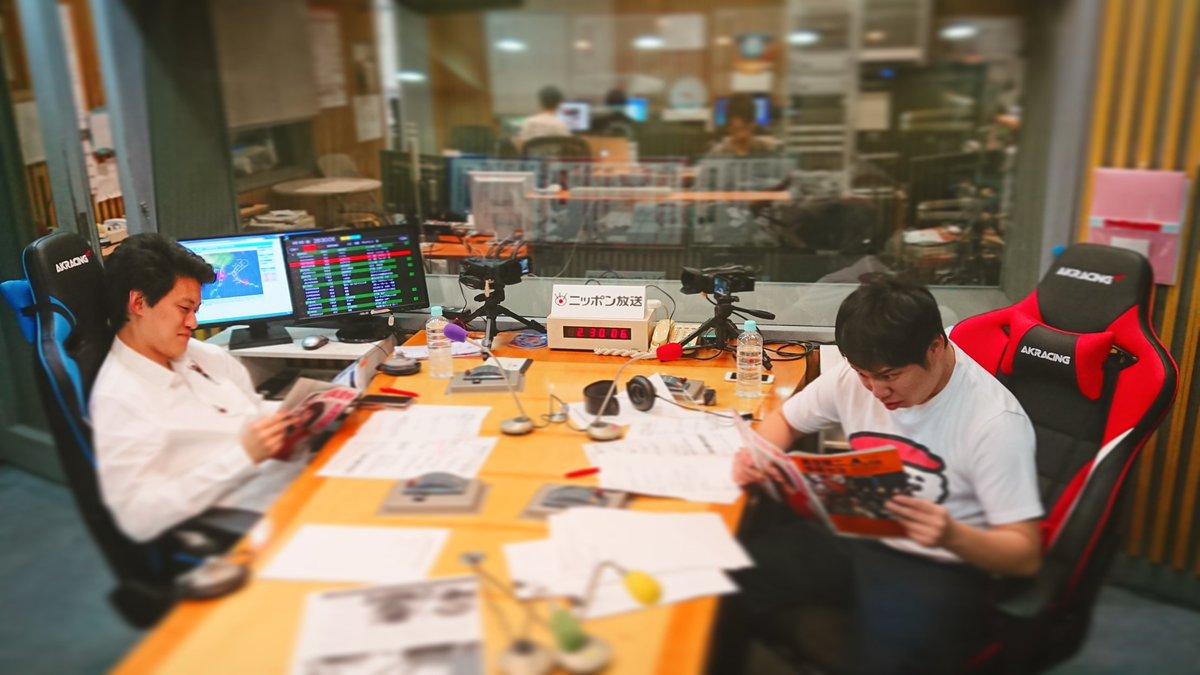 はじまります!#三四郎ann のあと3時~#霜降り明星 のオールナイトニッポン0生放送です!📩ss@allnightnippon.com#霜降り明星ann0🔽PCスマホで聴けます!🔽 #ミクチャ 動画生配信AndroidiOS